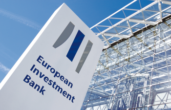 European Investment Bank: File picture