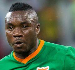 Emmanuel Mayuka: File picture