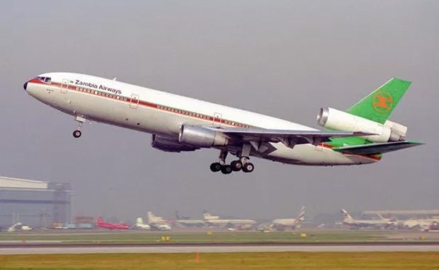 The collapse of Zambia Airways before take-off – Zambia: News Diggers!