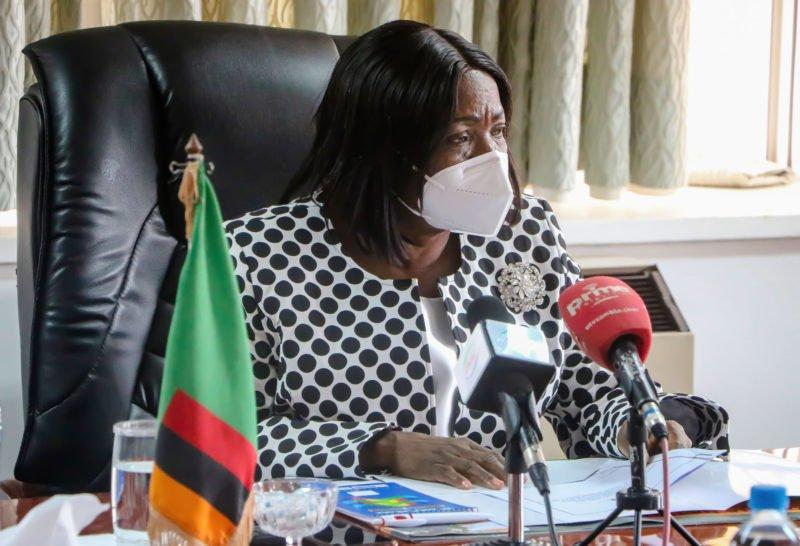We must reconsider roadblocks – Nalumango